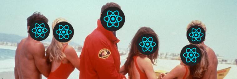 Baywatch : d'Angular à React, avec une dose de ReactNative