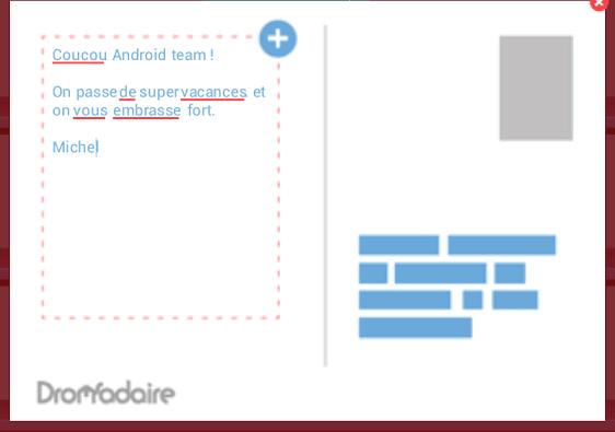 Refonte de l'application mobile