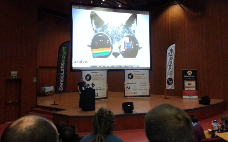 SymfonyCon Madrid