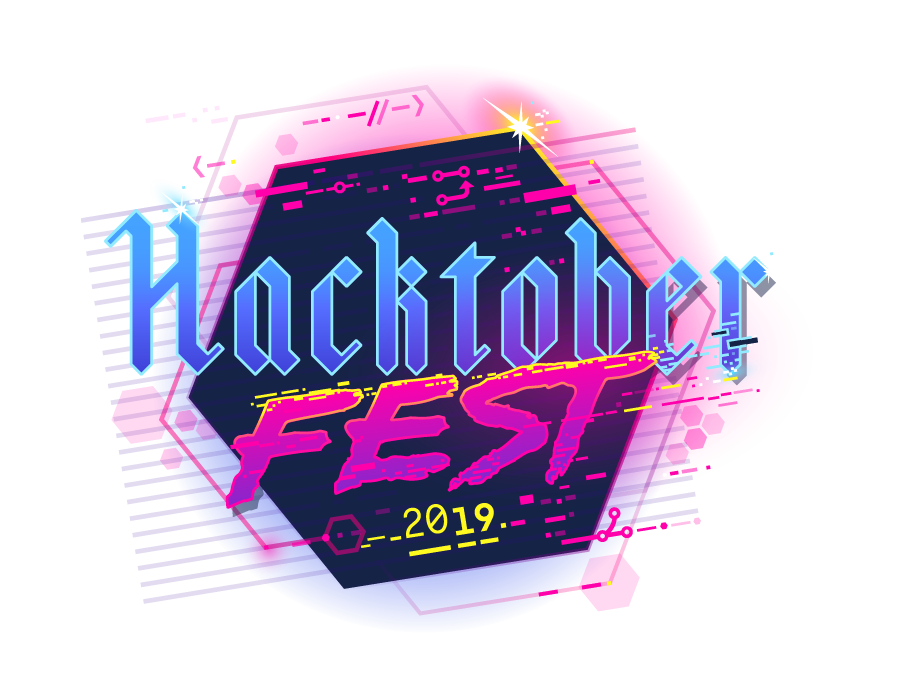 Logo Hacktoberfest